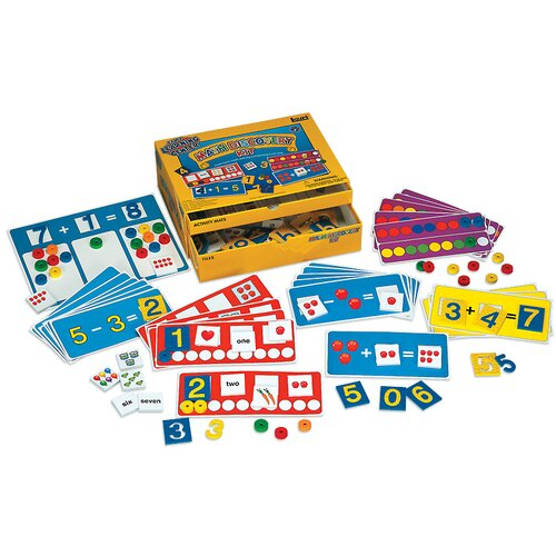 Patch Products Math Discovery Early Learning Center Kit