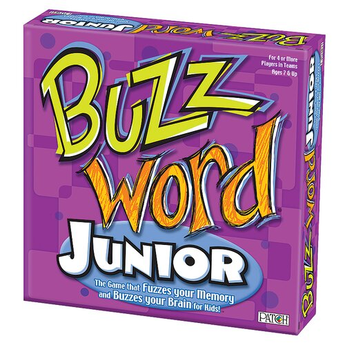 Patch Products Buzzword Junior