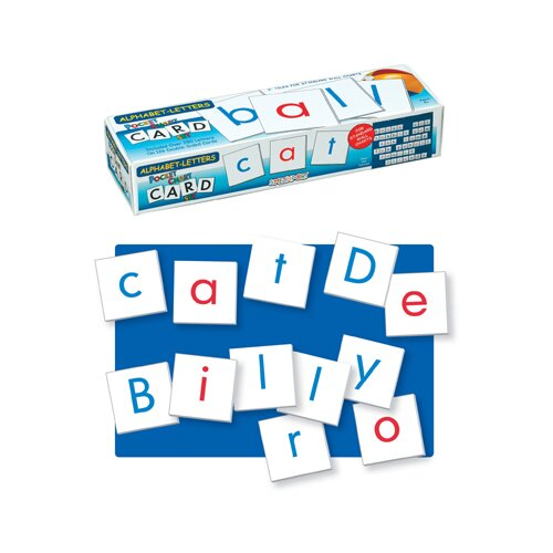 Patch Products Alphabet Letters Set
