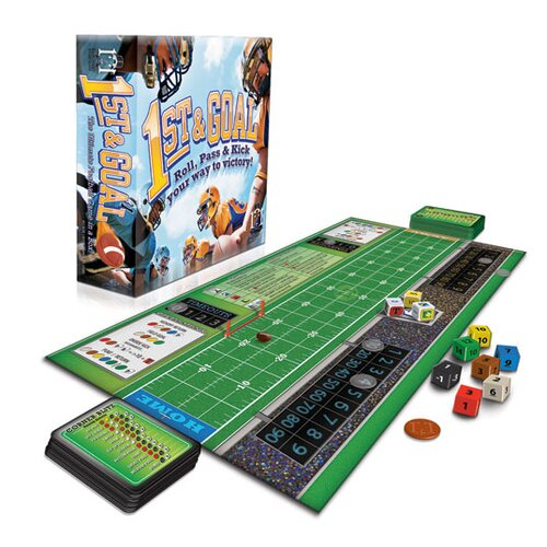 1st & Goal Board Game