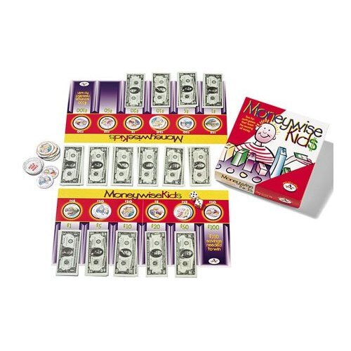 Family Games Moneywise Kids Board Game