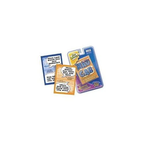 Talicor Christian Games Bible Mad Gab Board Game