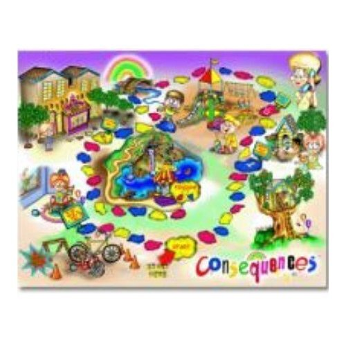 Family Games Consequences Board Game