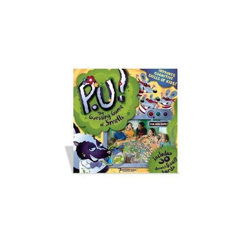 Family Games P.U. The Guessing Game of Smells