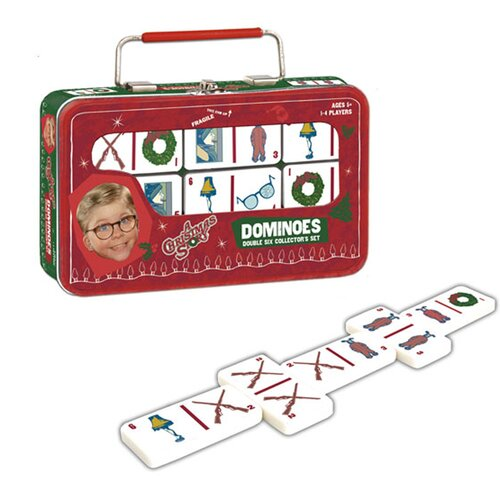 A Christmas Story Dominoes