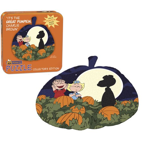 Great Pumpkin Charlie Brown Puzzle