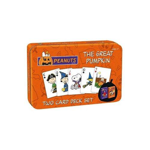 Charlie Brown: Great Pumpkin Twin Pack Card Set