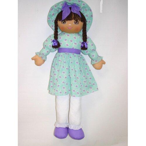 Latina Sweetie Mine Rag Doll