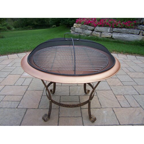 Oakland Living Grill Fire Pit