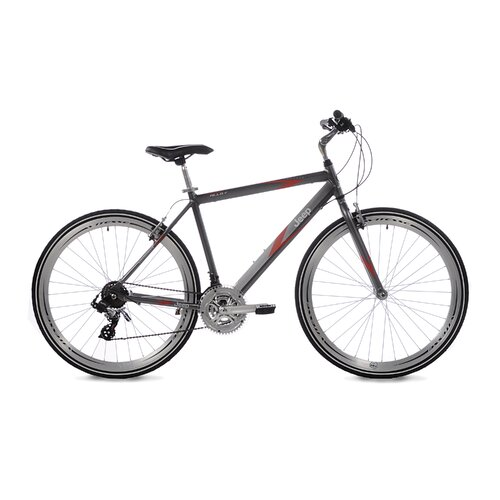 Jeep Men's 700C Jeep Compass Hybrid Bike