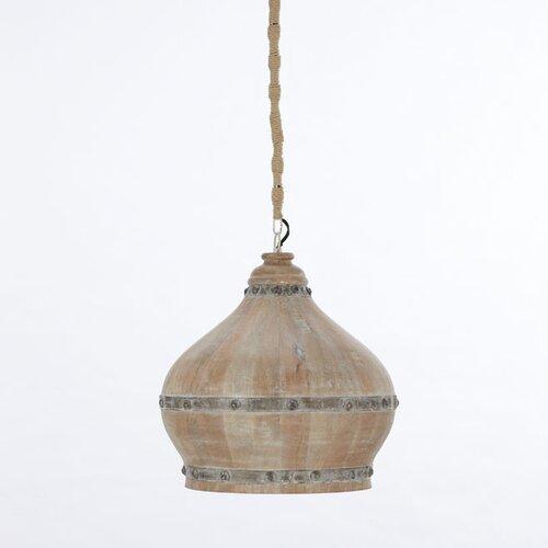 Lazlo Bowl Pendant