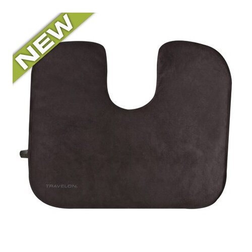 Travelon Travel Comfort Self-Inflating Seat Cushion
