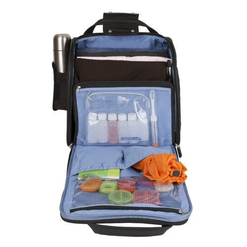 Travelon Wheeled Underseat Boarding Tote