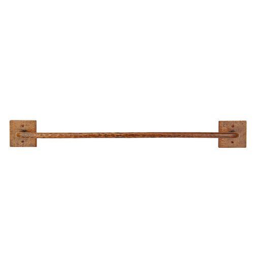 "Premier Copper Products 18"" Wall Mounted Towel Bar"