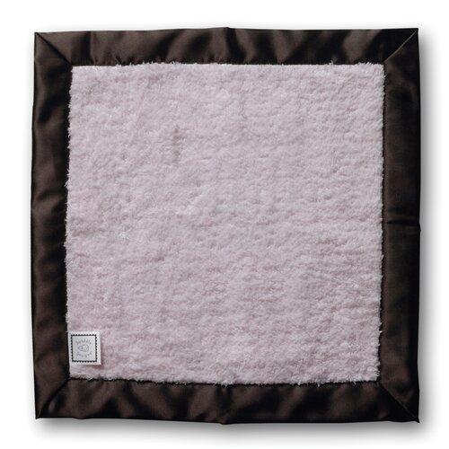 Swaddle Designs Baby Lovie Blanket with Trim