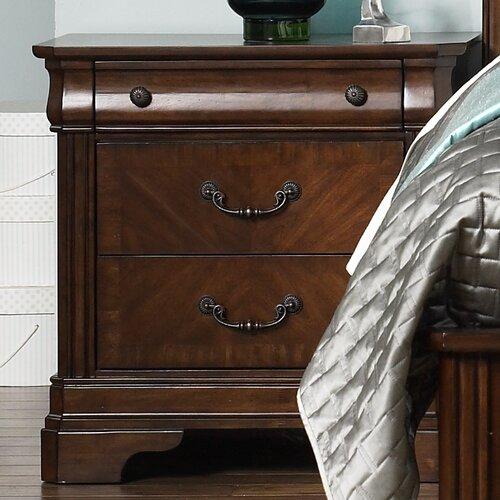 Liberty Furniture Alexandria Nightstand Reviews Wayfair