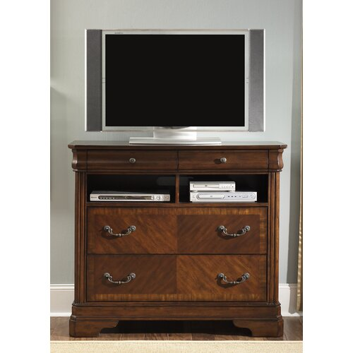 Liberty Furniture Alexandria 4 Drawer Media Chest