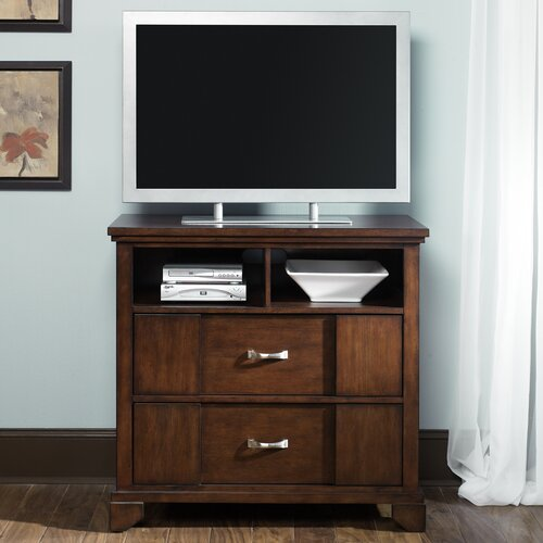 Reflections Bedroom 2 Drawer Media Chest