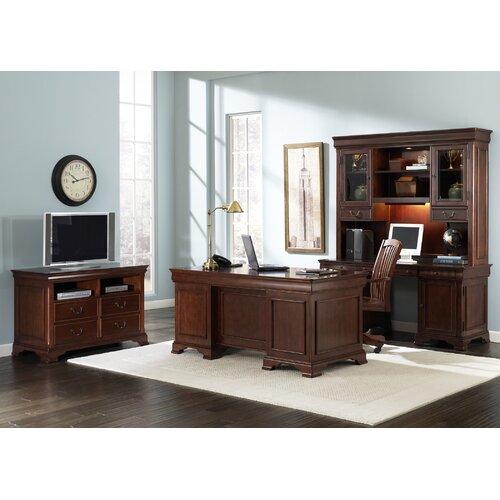 Liberty Furniture Junior Executive Standard Desk Office Suite