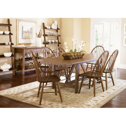 Liberty Furniture Farmhouse Casual Dining Server & Reviews