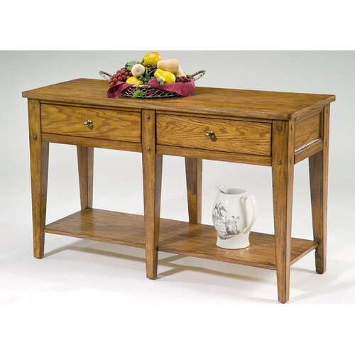 Liberty Furniture Lake House Console Table
