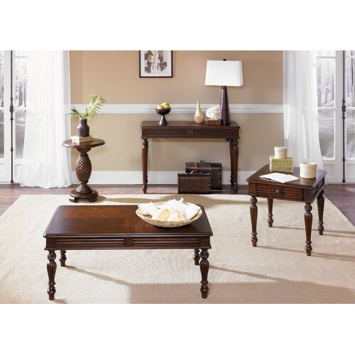 Liberty Furniture Royal Landing Chairside Table