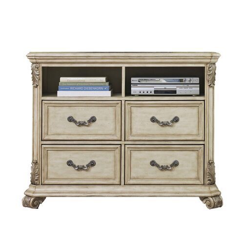 Liberty Furniture Messina Estates II 4 Drawer Dresser