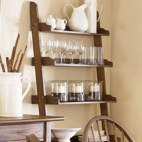 "Liberty Furniture Farmhouse Casual Dining 76"" Bookcase"
