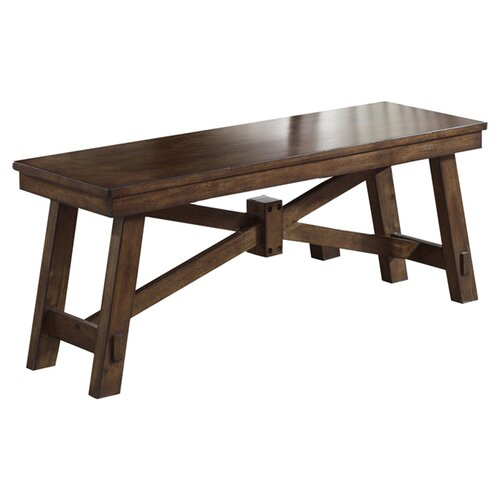 Liberty Furniture Creations II Solid Wood Kitchen Bench