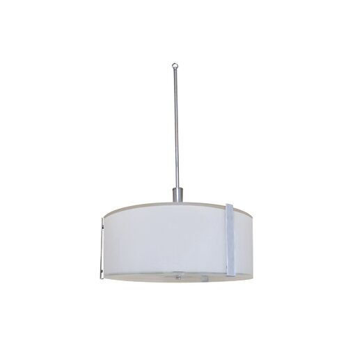 Kings Creek 3 Light Drum Pendant