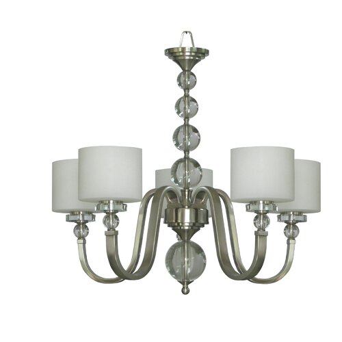 Mitchell Peak 5 Light Drum Chandelier
