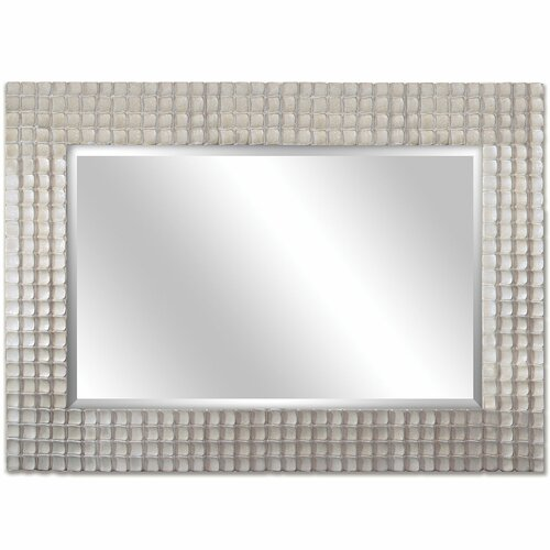 Yosemite home decor framed wall mirror reviews wayfair for 60 inch framed mirror