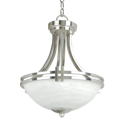 Sequoia Foyer Inverted Pendant