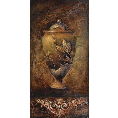 Revealed Art Vessel II Original Painting on Canvas