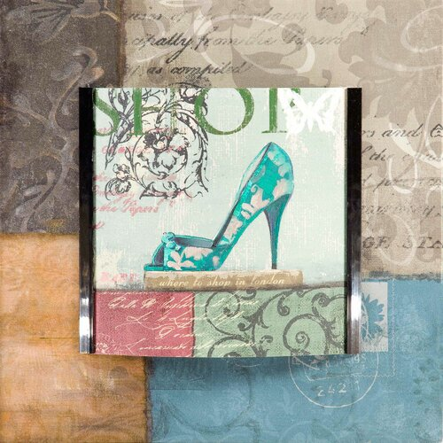 Revealed Art High Heel Obsession I Graphic Art on Canvas