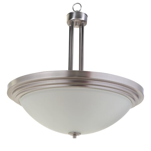 Aldridge 3 Light Pendant