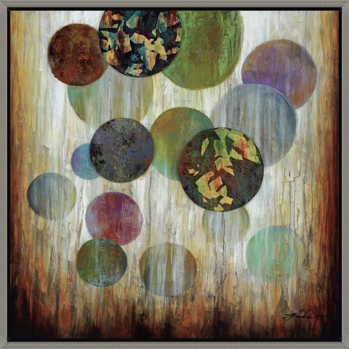 Revealed Artwork Marbles Painting Print on Canvas