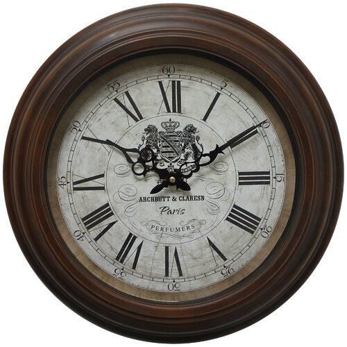 """Yosemite Home Decor 17"""" Wall Clock"""