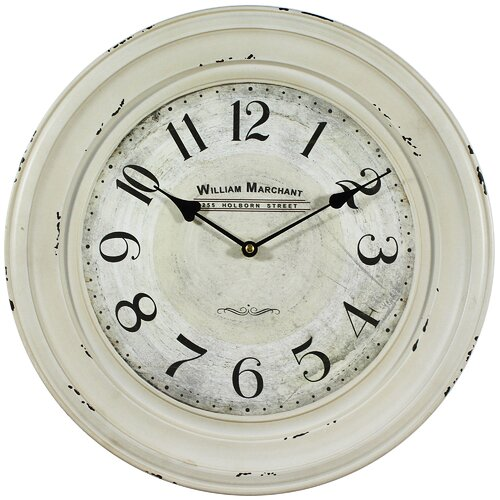 "Yosemite Home Decor 15.75"" Wall Clock"