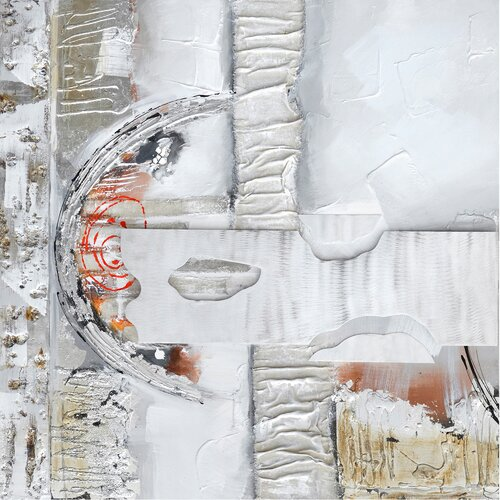 Yosemite Home Decor Revealed Artwork Muted Movement I Original Painting on Canvas
