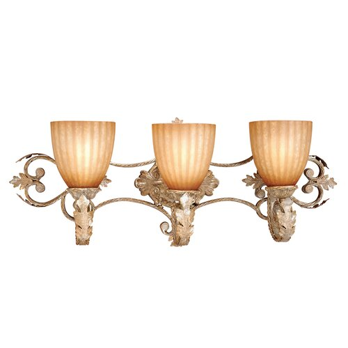 Vaxcel Empire 3 Light Vanity Light