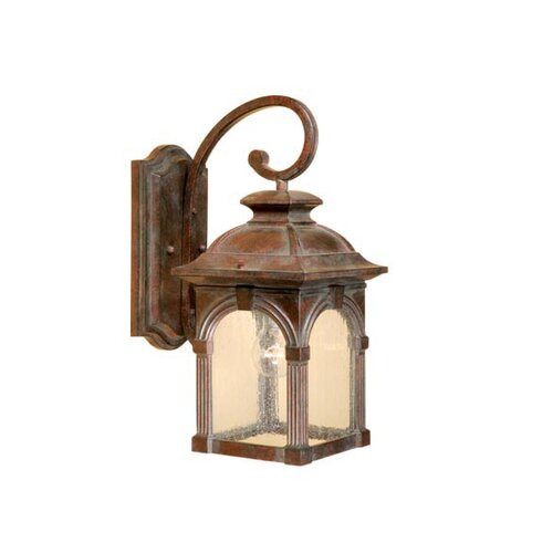 Vaxcel Essex 1 Light Outdoor Wall Lantern