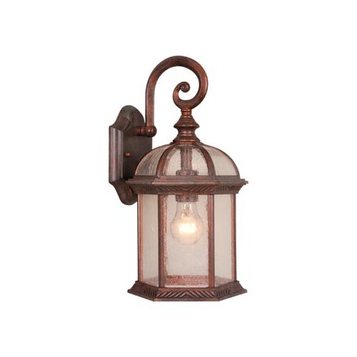 Vaxcel Chateau Outdoor 1 Light Wall Lantern