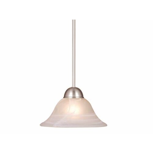 Vaxcel Da Vinci 1 Light Mini Pendant