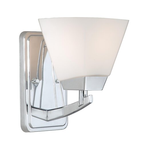 Vaxcel Kendall 1 Light Wall Sconce