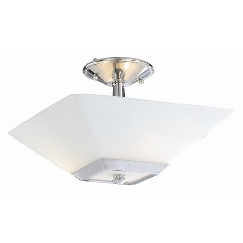 Vaxcel Kendall Semi Flush Mount