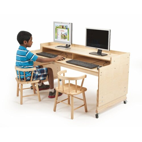 Whitney Brothers Computer Desk