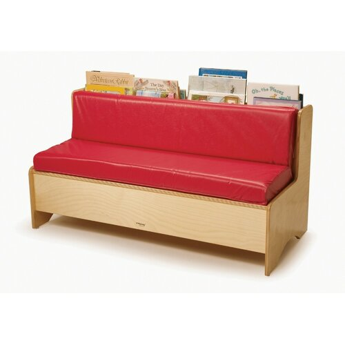 Whitney Brothers Comfy Reading Center Kid's Club Chair