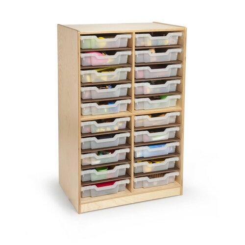 Whitney Brothers Parent Teacher Communication Center 20 Compartment Cubby