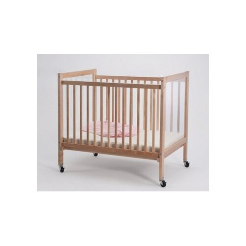 Whitney Brothers Clear View Evacuation Crib